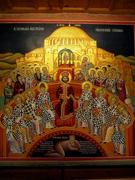Zaman kejayaan Arianisme : dari kelahiran apologetik sampai konsili nicea