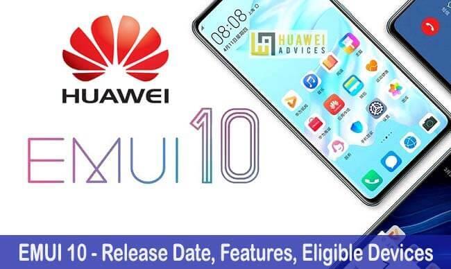 Paling Kekinian, 5 Smartphone Terbaru Huawei dengan EMUI 10