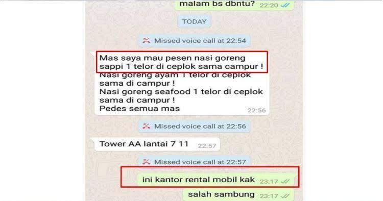 6 Kasus Salah Kirim Chat dan SMS Ini Bikin Malu Banget! Mau Ngakak Tapi Takut Dosa