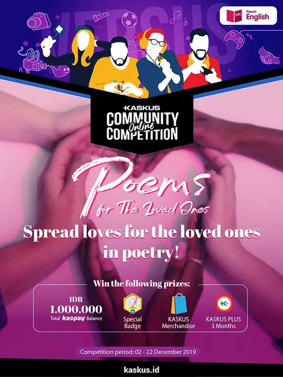 [EF COC] Poems of Hopes and Expectations for the Loved Ones