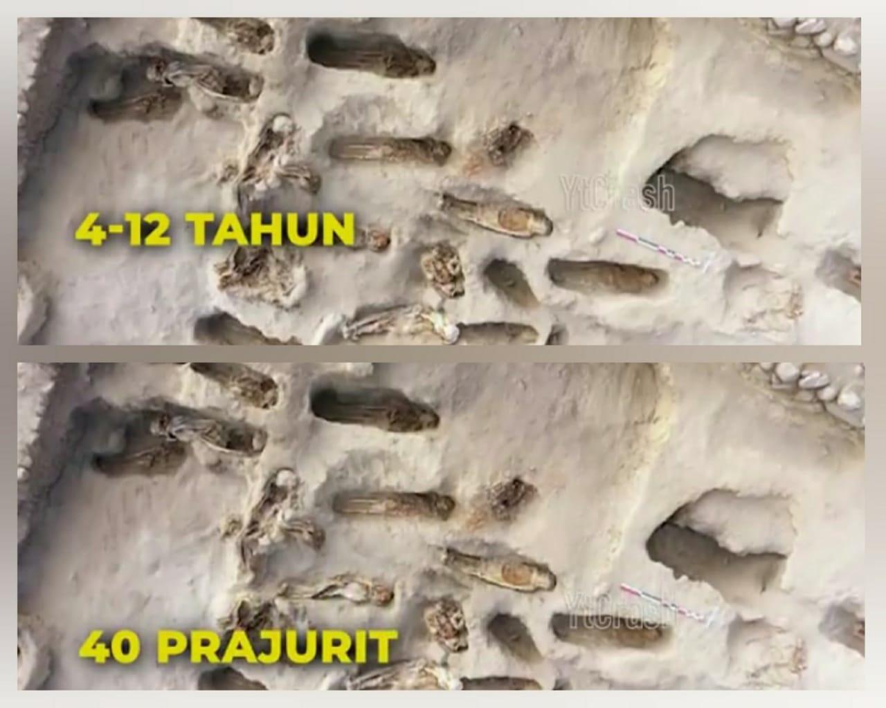 9 Penemuan yang Mencengangkan, Wow Ada Penampakan Bra 500 Tahun!