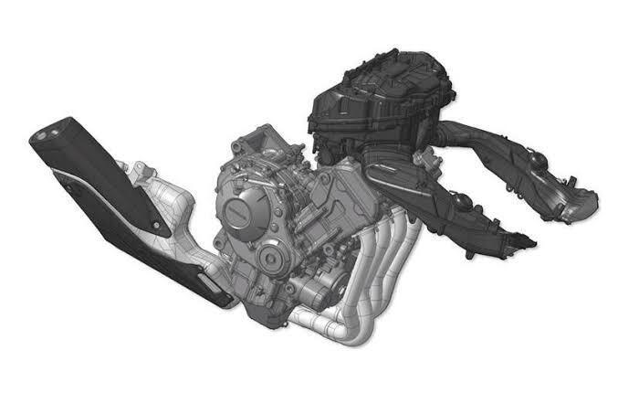 Honda Panas, Merek Rancang Motor Sport 250cc 4 Silinder Untuk Saingi Kawasaki