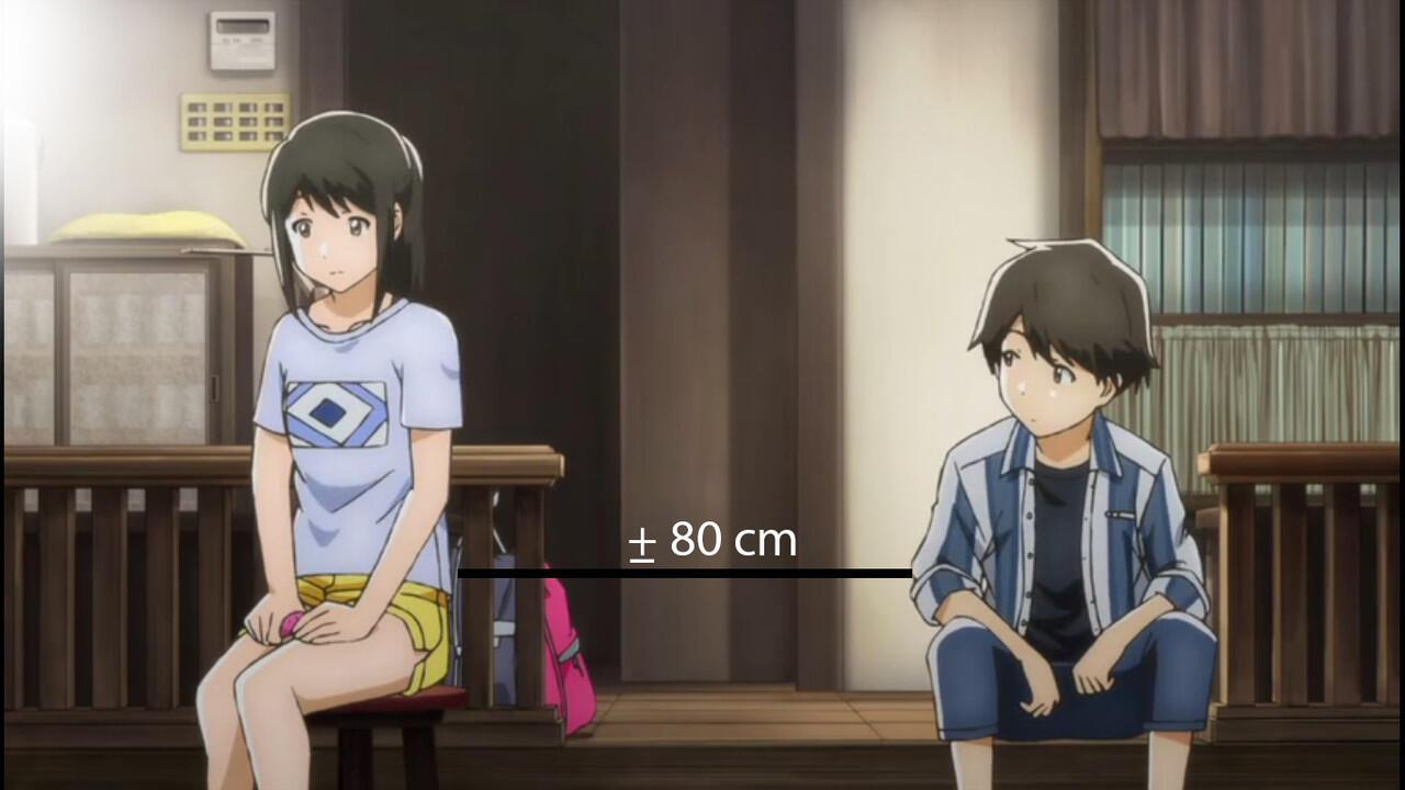 Tsuki Ga kirei anime yang mengingatkan indahnya kisah cinta pertama agan
