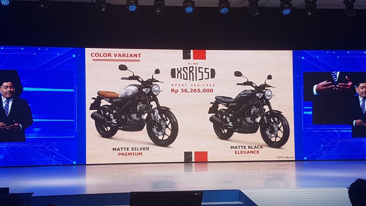Motor Baru Yamaha, New Nmax Bikin Ngiler..