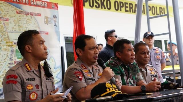 Kronologi Ledakan Granat di Monas yang Lukai 2 TNI