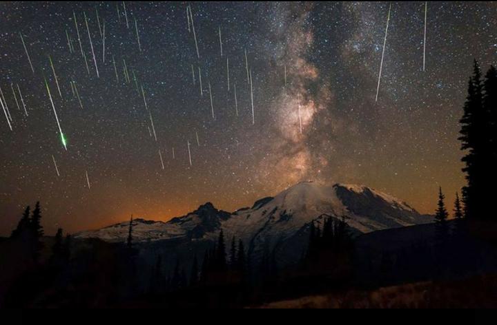 Hujan Meteor dan Gerhana Matahari Cincin yang Akan Terjadi di Bulan Desember 2019