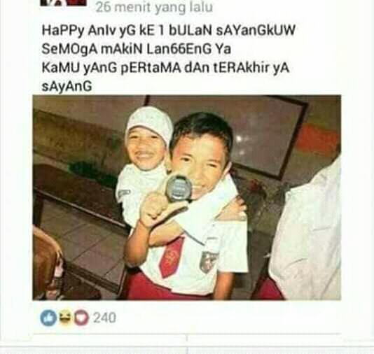 Mengejutkan! Anak SD Jaman Now
