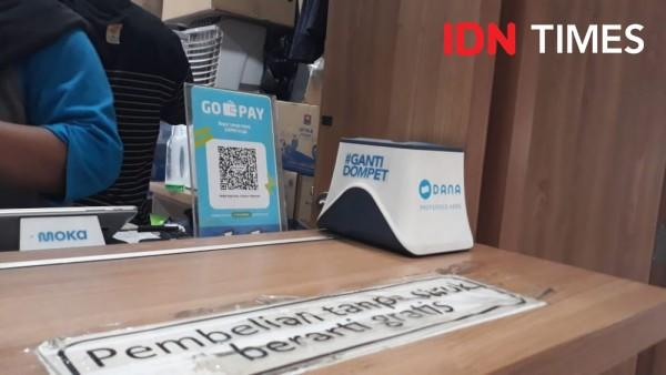 Lippo Jual Saham OVO, INDEF: Strategi Bakar Uang Turun Seiring Resesi