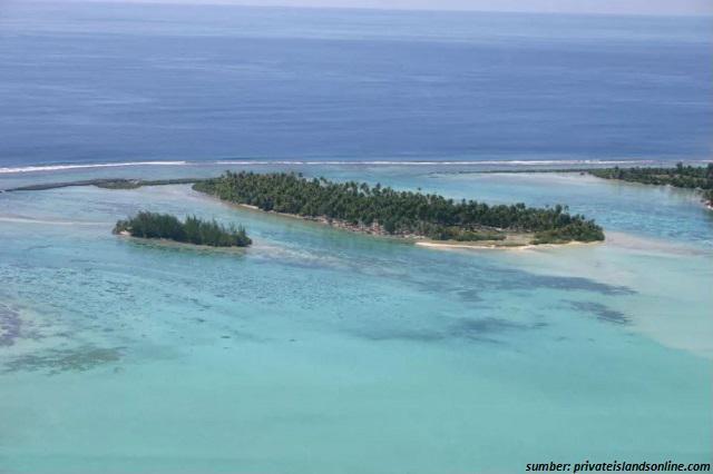 Yuk, Beli Pulau Pulau Cantik Ini! Murah, Gan