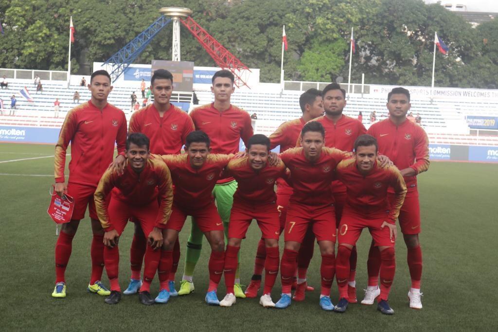 Selangkah Lagi, Timnas Indonesia ke Semifinal SEA Games 2019