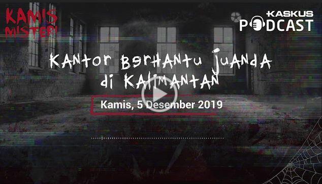 Kantor Berhantu di Juanda Kalimantan