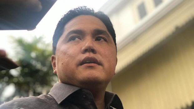 Erick Thohir Minta Pejabat Garuda Indonesia Mundur Hari Ini