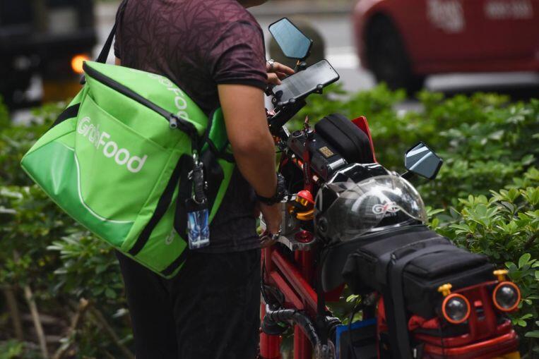 VIRAL! Kelakuan Buruk Pengguna GrabFood di Singapura