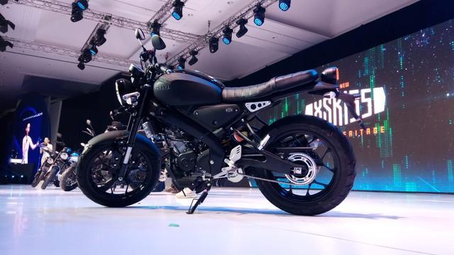 Yamaha XSR 155 Resmi Diluncurkan, Seru nih Buat di Custom