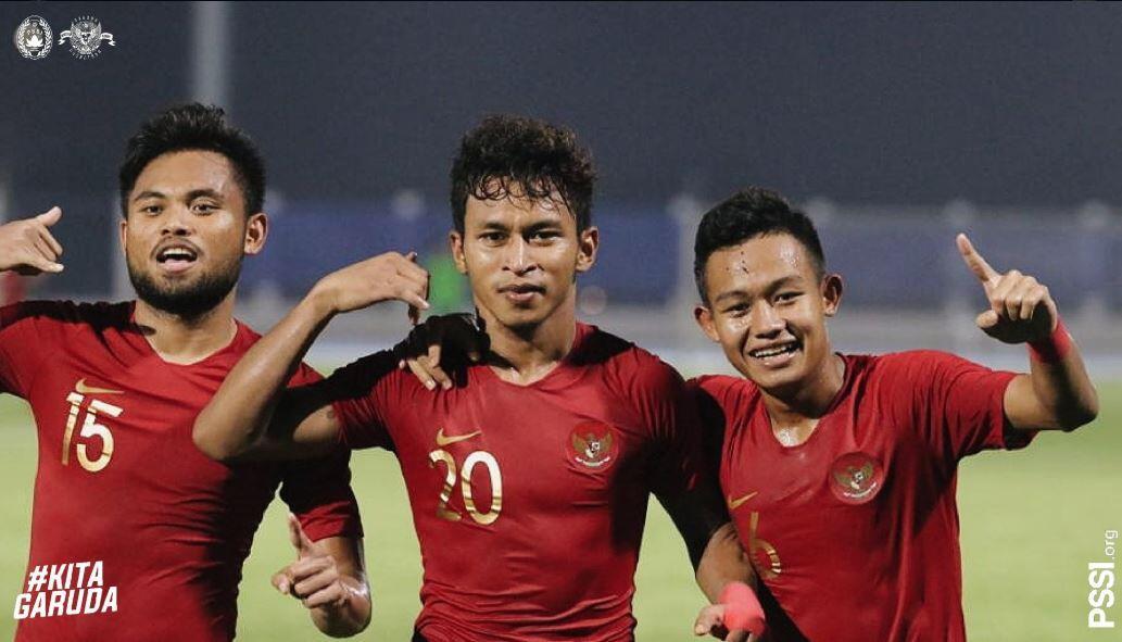 Rekor Bersejarah Timnas Indonesia di SEA Games 2019
