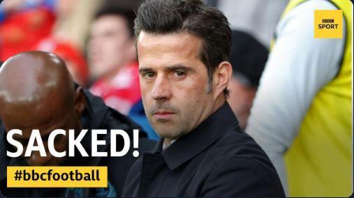 RESMI: Everton Pecat Marco Silva, Korban Keganasan Ke-5 Liga Inggris Musim Ini