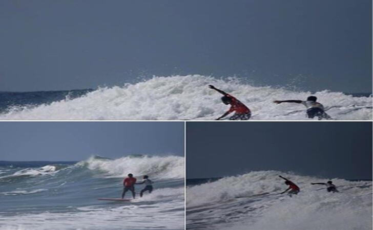 Aksi Heroik Surfer Filipina, Mengajarkan Kemanusiaan Di Atas Segalanya