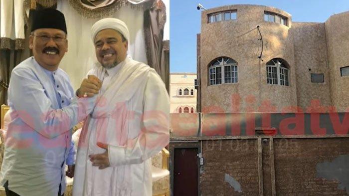 Rizieq Alami Penganiayaan di ArabSaudi, Tak Mau TerimaTamu, Trauma :'SayaMauPulang'