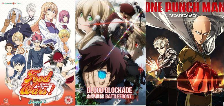 Kaleidoskop Anime Satu Dekade Terakhir (2010-2019)