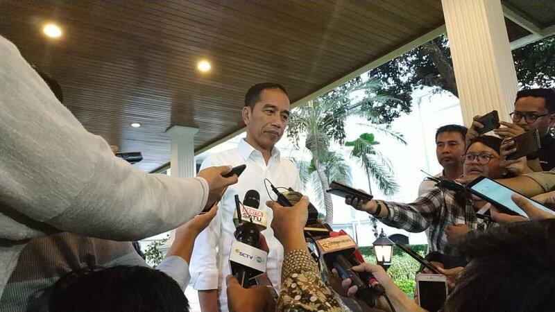 Jokowi Tak Hadiri Peringatan Hari Antikorupsi Sedunia di KPK