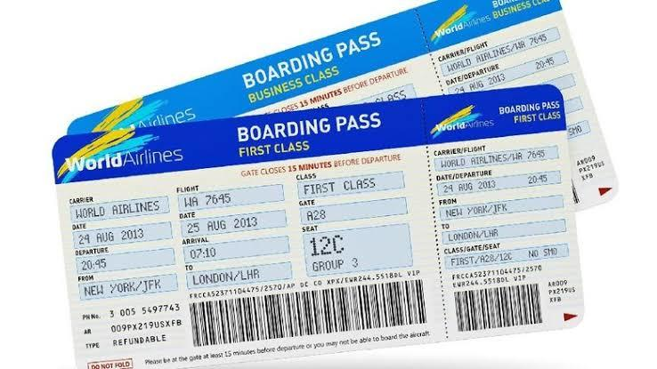Mengenal Kode Booking Pada Tiket Pesawat