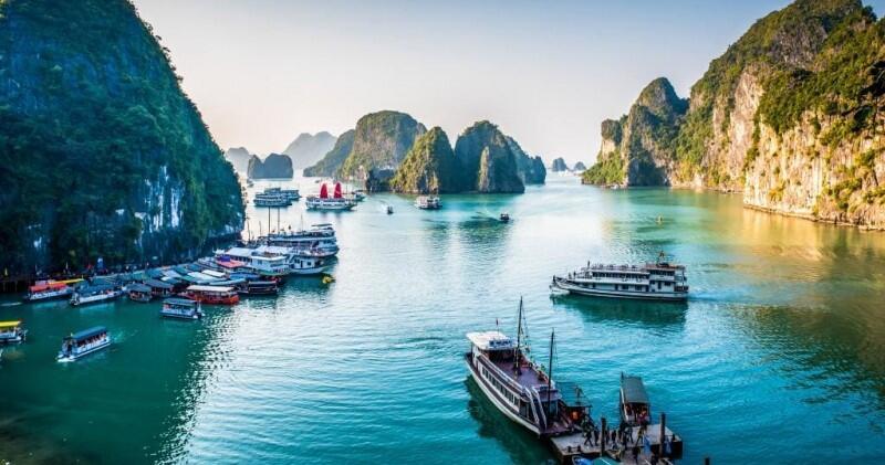 Indahnya Vietnam dari 4 Medium Visual Lensa Kamera Di Visual Collaborative Exhibition