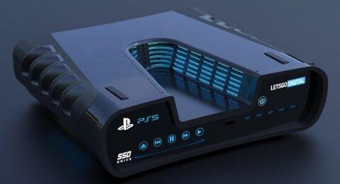 WOW!! PS 5 Rilis 2020, Ada 2 Versi?