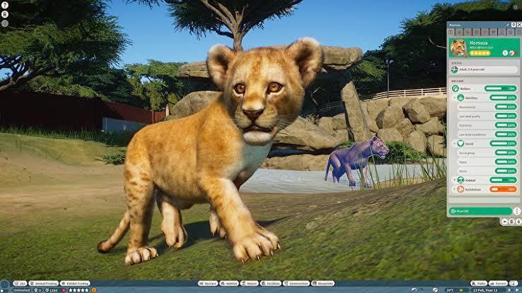 Main Planet Zoo Bikin Lo Ketagihan Loh!!