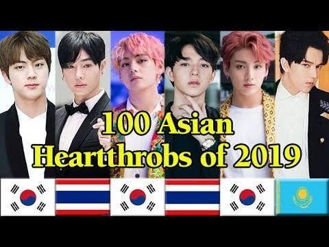 Ini Top 20 Kekasih Idaman Asia Tahun 2019, Ada Aliando!