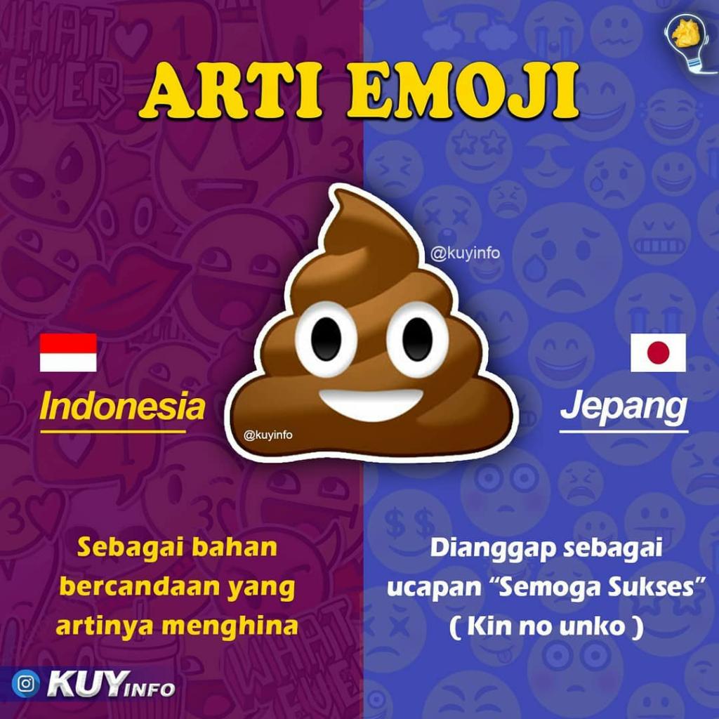 Mengupas Perbedaan Arti Emoji Dari Negara ke Negara, Nomor 6 Sungguh Menggelitik!