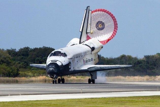 Kenapa Pesawat Ulang-alik Selalu Lepas Landas Secara Vertikal? Ini Alasannya