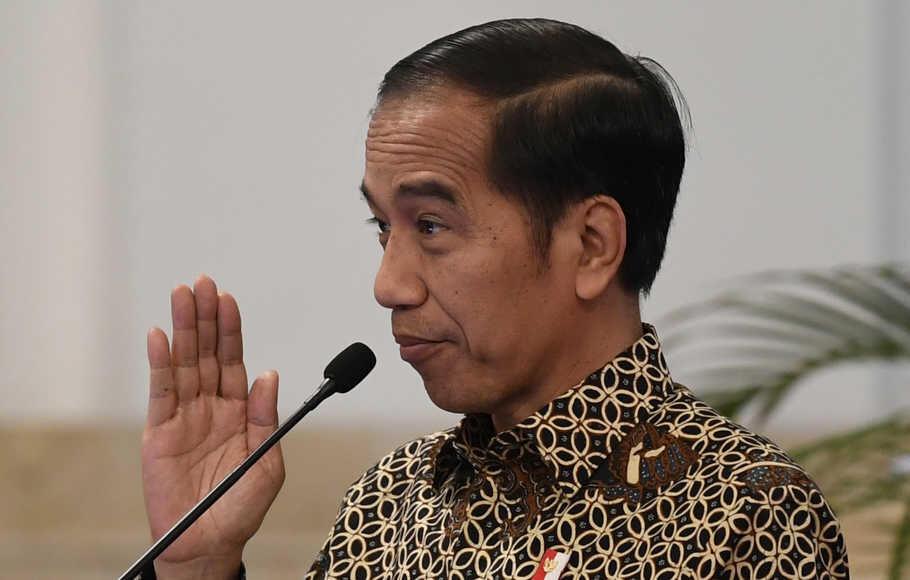 Jokowi: Mafia Migas, Kamu Hati-hati Ya