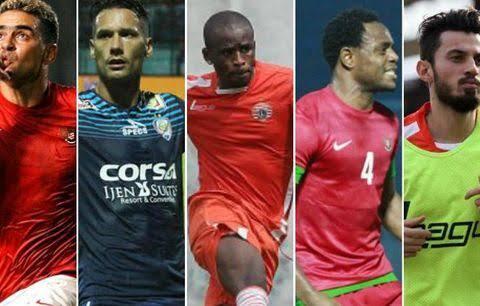Maraknya Pemain naturalisasi Di Belantika Sepakbola Indonesia