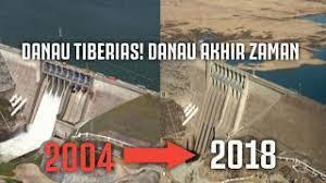 Danau Tiberias Airnya Kembali Penuh, Akhir Zaman Masih Lama?