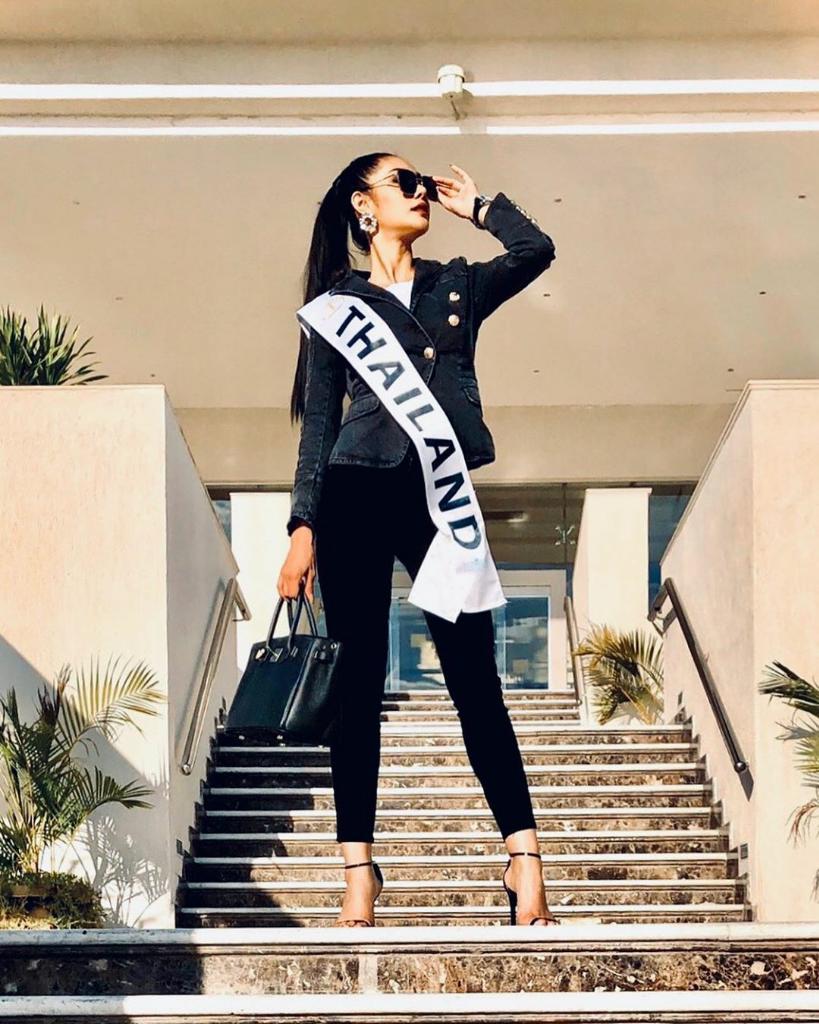 Kilas Balik Moment, 2nd RU Miss intercontinental 2019 (Jennie Naruemon)