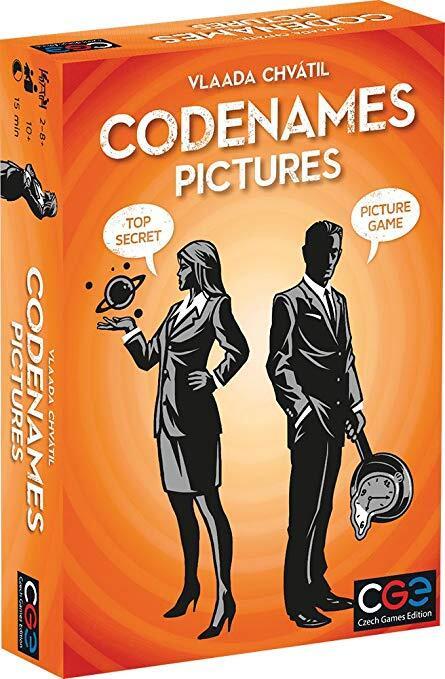 Bukan Tebak Gambar Biasa - Main Codenames Pictures