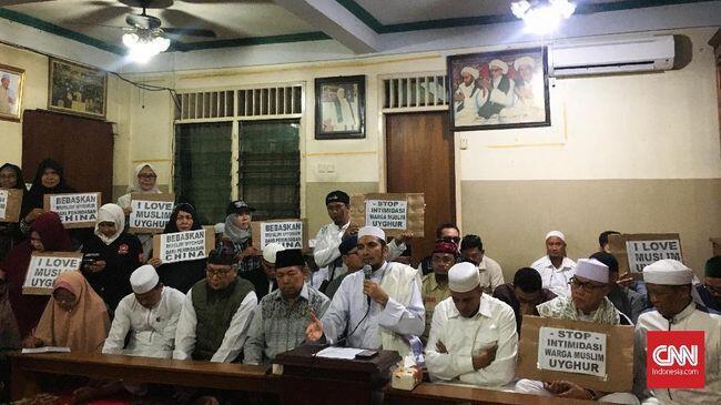 FPI Akan Demo Kedubes China Terkait Uighur 27 Desember