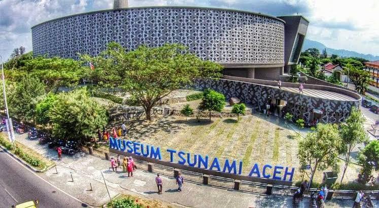 15 Tahun Tsunami, Ini Dia Pesona Unik Museum Tsunami Aceh
