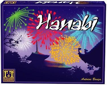 Uji Kekompakan Membuat Pesta Kembang Api di Tahun Baru - Main Hanabi