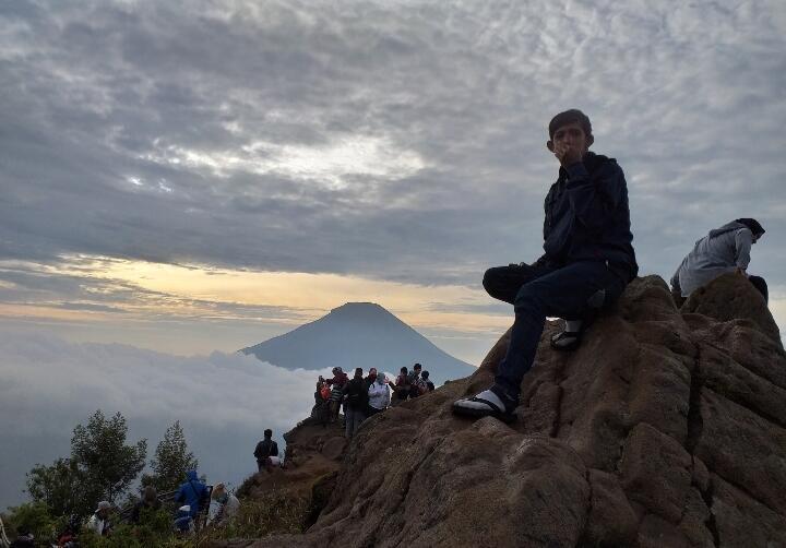 Sang Pemikat Hati Gunung Sikunir