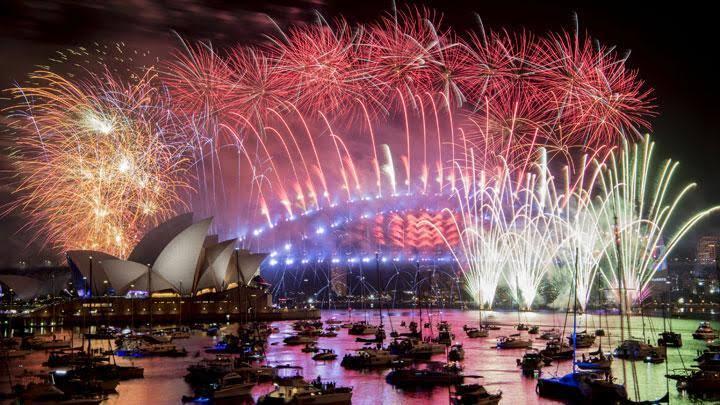 Kembang Api Sebagai Bagian Perayaan Tahun Baru, Begini Sejarahnya