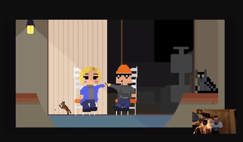 Pria Melamar Kekasihnya Lewat Video Games 2D