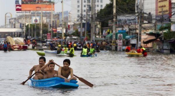 Sejarah Banjir Besar Jakarta, Sejak Zaman VOC Hingga 2020
