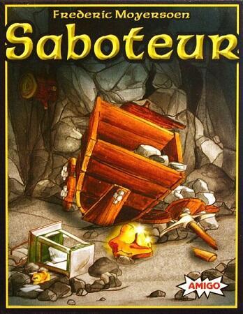 Berpetualang Menggali Tambang Emas - Bermain Saboteur