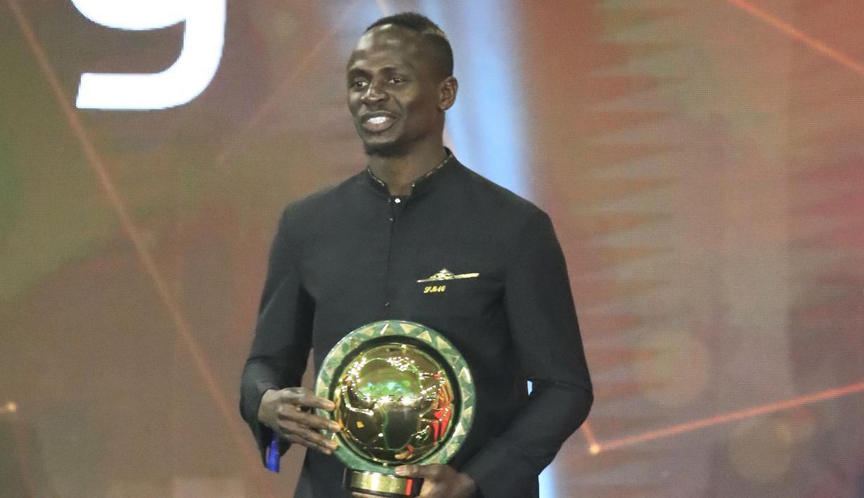 Sadio Mane Pemain Terbaik Afrika 2019, Ada Apa Dengan Mohamed Salah?