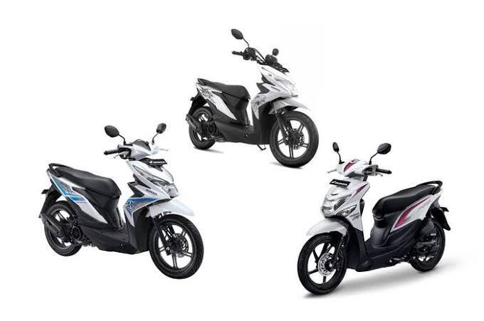 Kenapa Harga Honda Beat Tetap Tinggi?