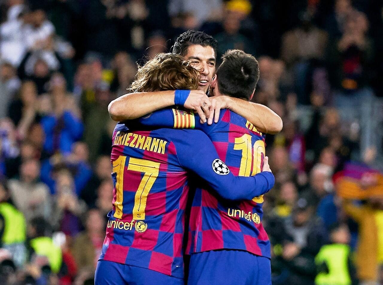 Barcelona Punya Banyak Pemain Bintang, tapi Permainannya Seperti Anak Kecil?