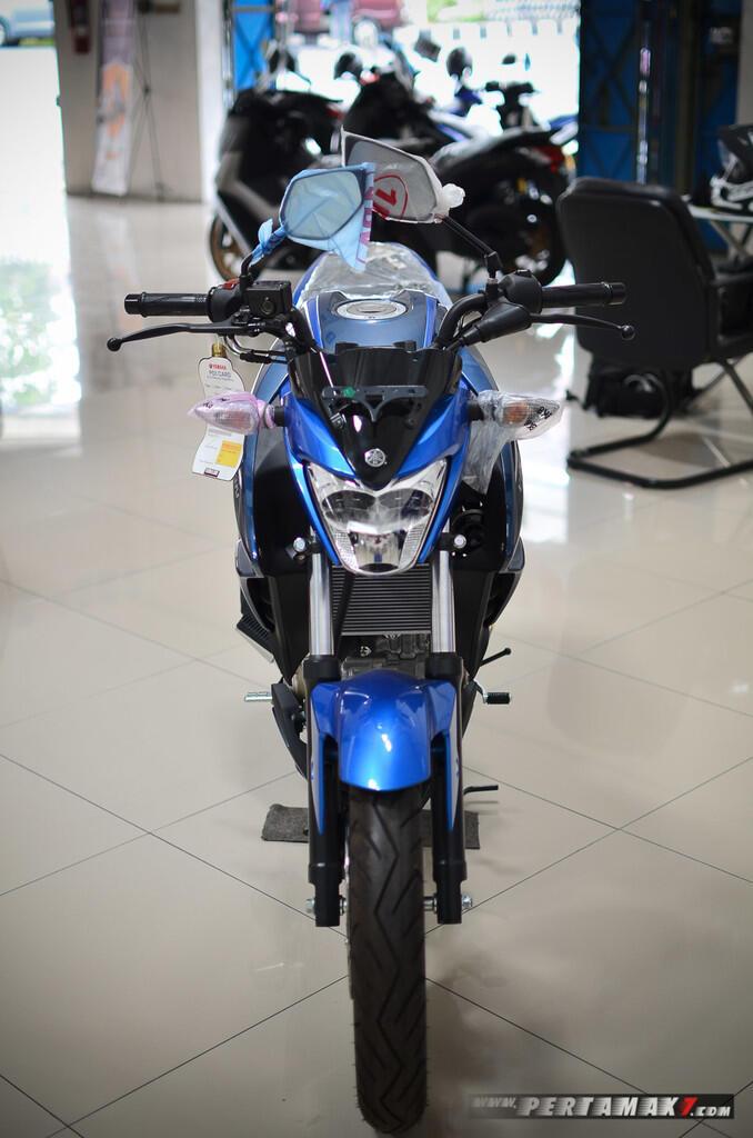 Belum Banyak Yang Tahu, Warna Yamaha Vixion Ini Langka Terinspirasi Dari Matic