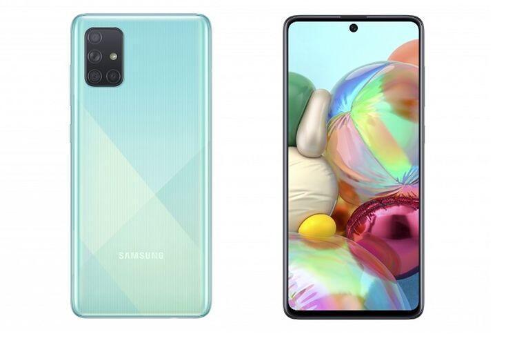 Apa sih yang baru dari Samsung Galaxy A51