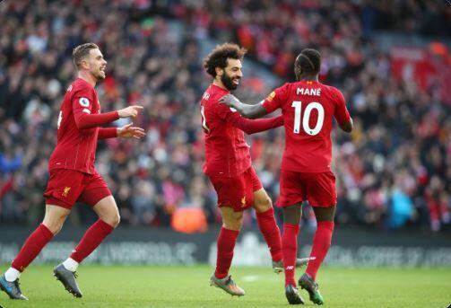 Liverpool dan Para Pencetak Rekor Unbeaten Terpanjang di Liga Top Eropa